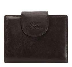 Кожаный кошелек Wittchen 02-1-362-4, темно-коричневый 02-1-362-4