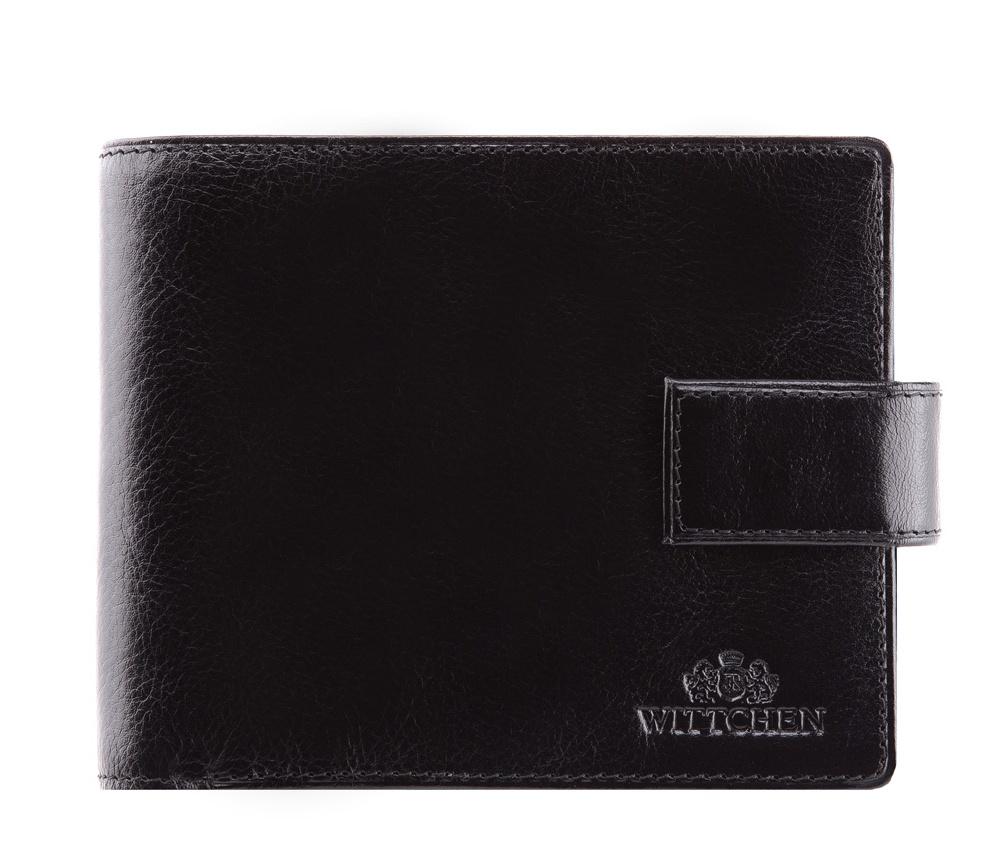 46bdebc928710 Średni portfel męski mieszczący dowód rejestracyjny | WITTCHEN | 21-1-216