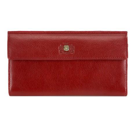 Portfel, czerwony, 22-1-410-3, Zdjęcie 1
