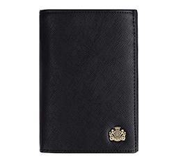 Кожаный кошелек 13-1-020-1