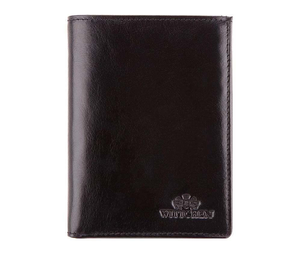 a210505fa4929 Średni portfel męski mieszczący dowód rejestracyjny | WITTCHEN | 21-1-265