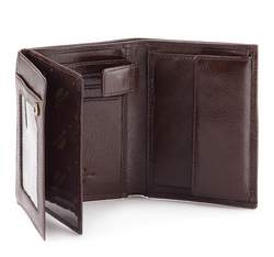 Wallet, brown, 21-1-265-4, Photo 1