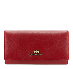 Wallet, red, 13-1-075-3, Photo 1