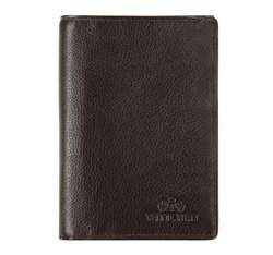 Wallet, dark brown, 02-1-020-4, Photo 1