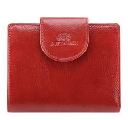 Portfel, czerwony, 21-1-362-3, Zdjęcie 1