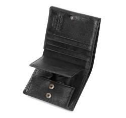 Portfel, czarny, 03-1-065-1, Zdjęcie 1