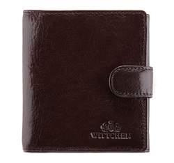 Кошелек Wittchen 21-1-010-4, коричневый 21-1-010-4