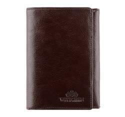 Кожаный кошелек Wittchen 21-1-018-4, темно-коричневый 21-1-018-4