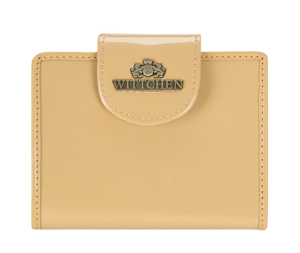 22a095baa6b43 Średni damski portfel lakierowany | WITTCHEN | 25-1-362
