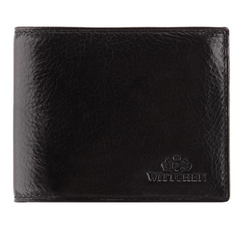 Portfel, czarny, 21-1-019-1, Zdjęcie 1