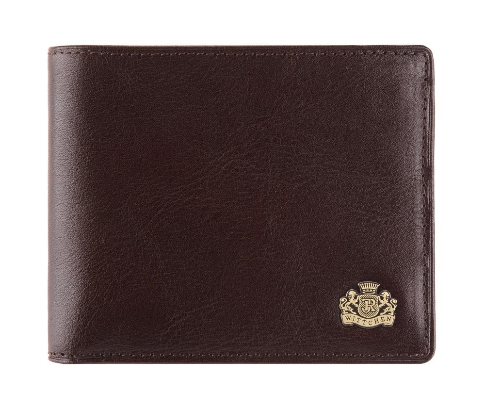 dec30ae822cef Skórzany mały portfel męski