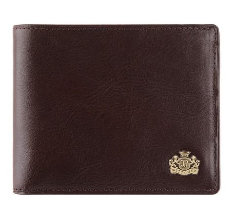 fb569c60a164b Skórzany mały portfel męski