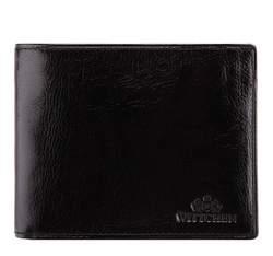 Portfel, czarny, 21-1-039-1, Zdjęcie 1