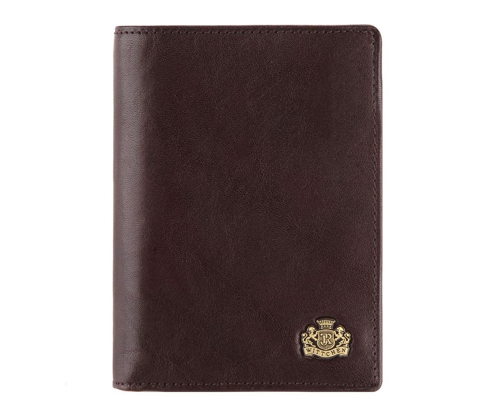bccb66a5df08b Mały portfel ze skóry naturalnej | WITTCHEN | 10-1-023