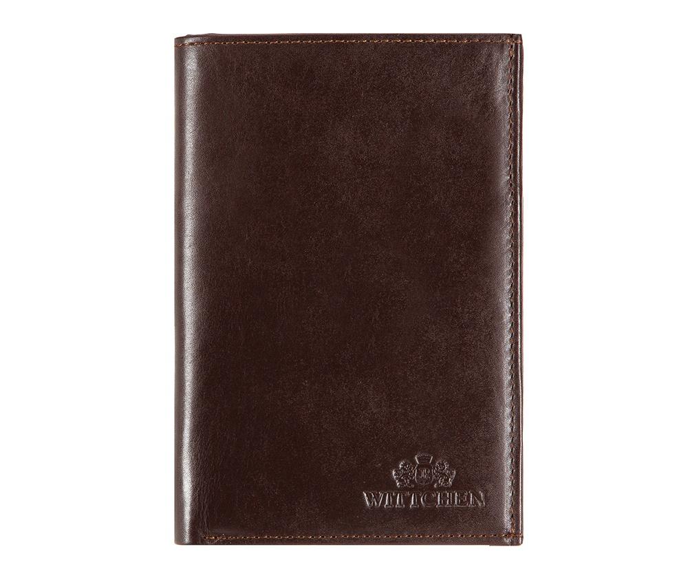 288aa788b5b42 Duży portfel męski mieszczący dowód rejestracyjny   WITTCHEN   14-1-608