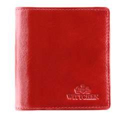Portfel, czerwony, 21-1-065-3, Zdjęcie 1
