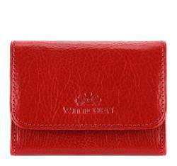 Wallet, red, 21-1-068-3, Photo 1
