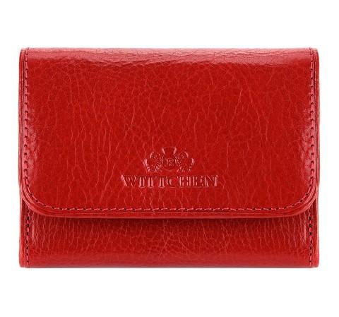 Portfel, czerwony, 21-1-068-3, Zdjęcie 1