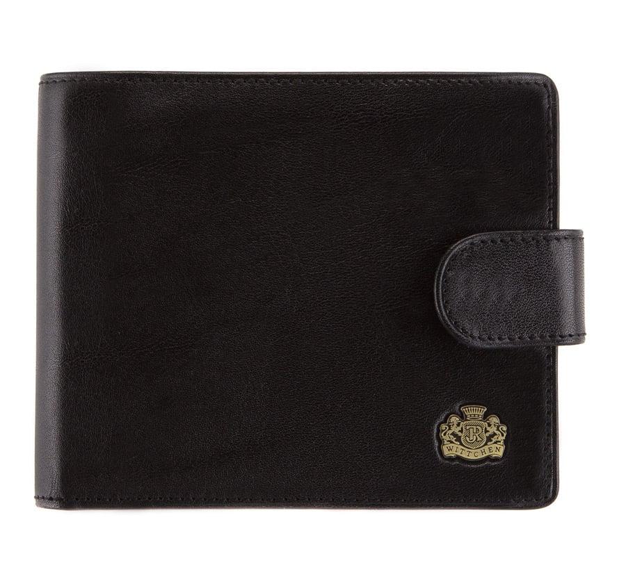 Čierna pánska peňaženka Wittchen