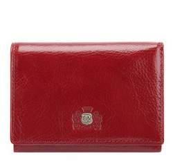 Кожаный кошелек Wittchen 22-1-071-3, красный 22-1-071-3