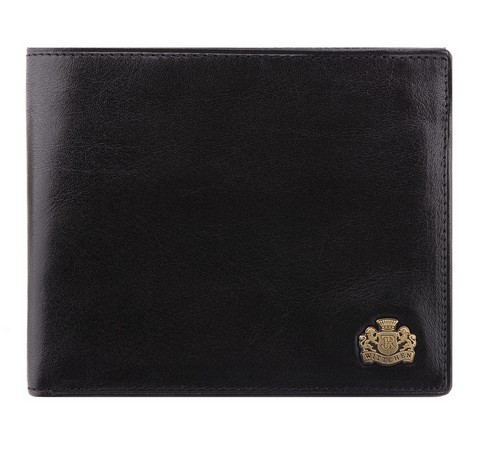 Кожаный кошелек Wittchen 11-1-040-1, черный 11-1-040-1