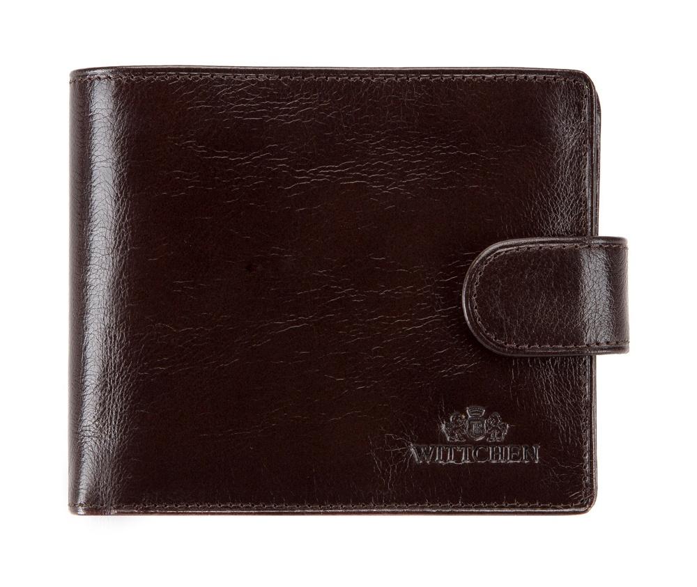 06843dad7512e Średni portfel ze skóry naturalnej mieszczący dowód rejestracyjny ...