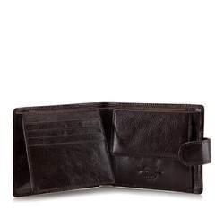 Wallet, dark brown, 21-1-120-4, Photo 1