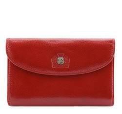 Portfel, czerwony, 22-1-158-3, Zdjęcie 1