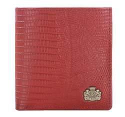 Portfel, czerwony, 15-1-065-3J, Zdjęcie 1