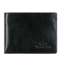 Кожаный кошелек 21-1-140-1