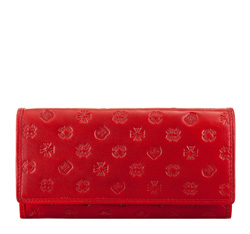 Portfel, czerwony, 33-1-052-3S, Zdjęcie 1