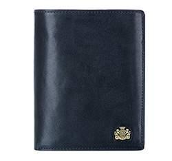 Кожаный кошелек Wittchen 10-1-221-N, синий 10-1-221-N
