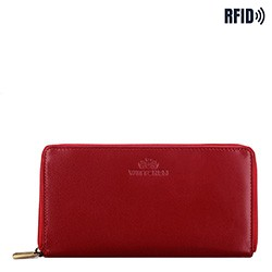 wallet, red, 14-1-057-L91, Photo 1