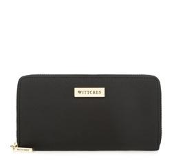 Кожаный кошелек Wittchen 82-1-403-1R, черный 82-1-403-1R