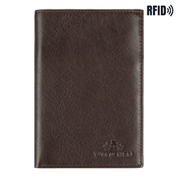 Wallet, dark brown, 14-1-608-L41, Photo 1