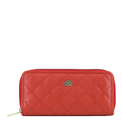 Wallet, red, 02-1-393-33, Photo 1
