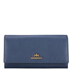 Portfel, niebieski, 13-1-052-NN, Zdjęcie 1