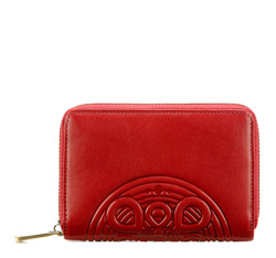 Purse, red, 04-1-341-31, Photo 1