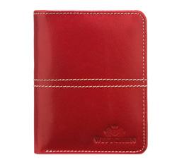 Portmonetka, czerwony, 14-1-120-3, Zdjęcie 1