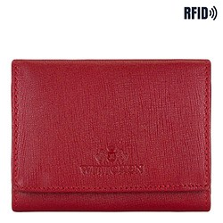 Purse, red, 14-1S-913-3, Photo 1
