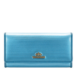 Portmonetka, niebieski, 25-1-075-NB, Zdjęcie 1