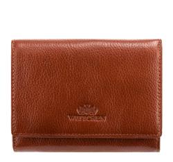 Кожаный кошелек Wittchen 21-1-070-5, светло-коричневый 21-1-070-5