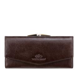 Кожаный кошелек Wittchen 21-1-079-44, темно-коричневый 21-1-079-44