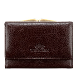 Кожаный кошелек Wittchen 21-1-053-44, коричневый 21-1-053-44