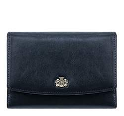 Кожаный кошелек Wittchen 10-1-062-N, синий 10-1-062-N