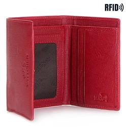 Portmonetka, czerwony, 14-1S-913-3, Zdjęcie 1