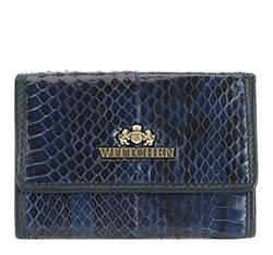 Портмоне Wittchen 19-1-053-N, синий 19-1-053-N