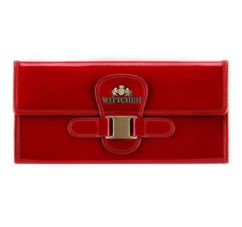 Portmonetka, czerwony, 25-1-336-3, Zdjęcie 1