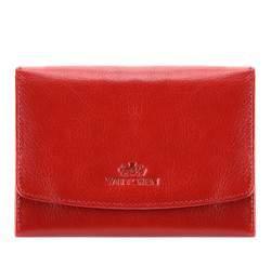 Portmonetka, czerwony, 21-1-062-3, Zdjęcie 1