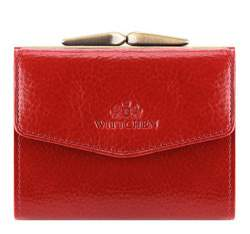 Портмоне Wittchen 21-1-063-3, красный 21-1-063-3